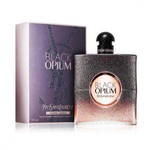 Yves Saint Laurent Black Opium perfumes