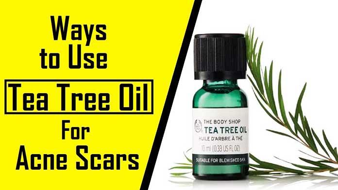 tea tree oil for hyperpigmentation
