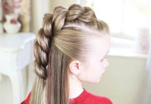 11 Simple Easy Little Girl Hairstyles