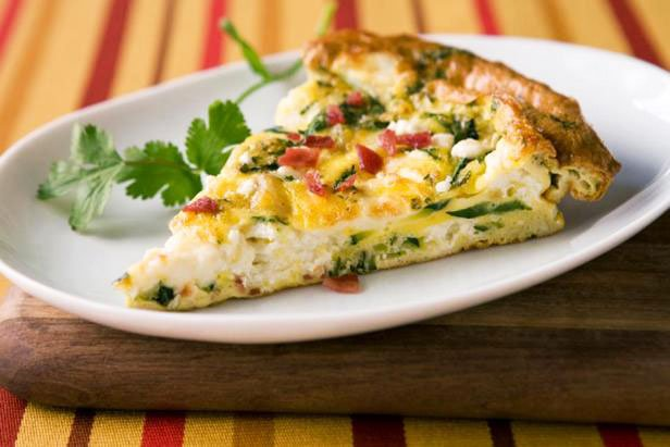 Frittatas With Potatoes And Zucchini