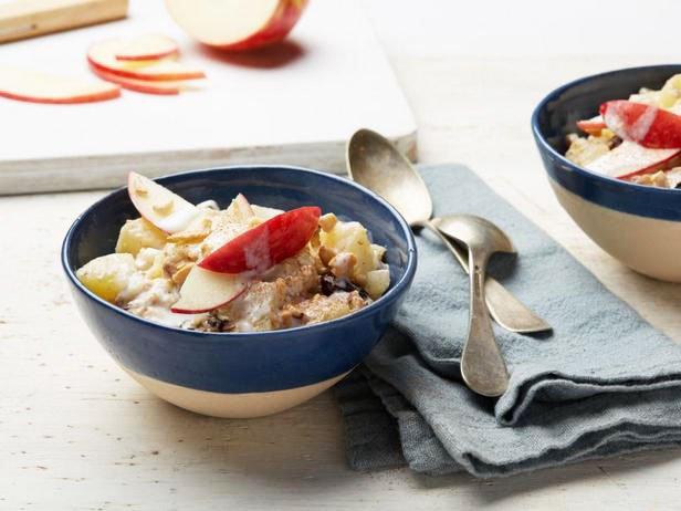 Hot Apple Porridge