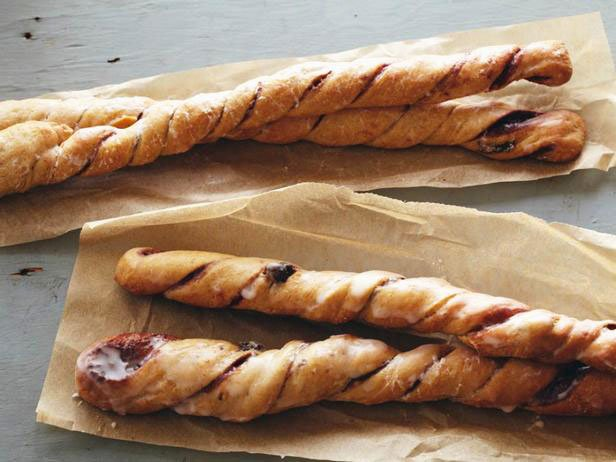 Useful Bread Sticks With Cinnamon