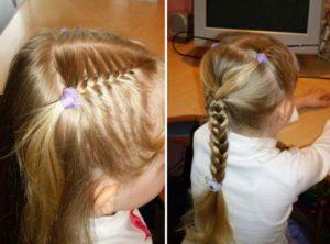 beautiful girl hairstyle