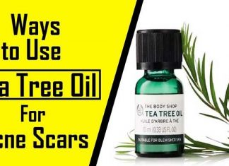 Use Tea Tree Oil For Hyperpigmentation Scars