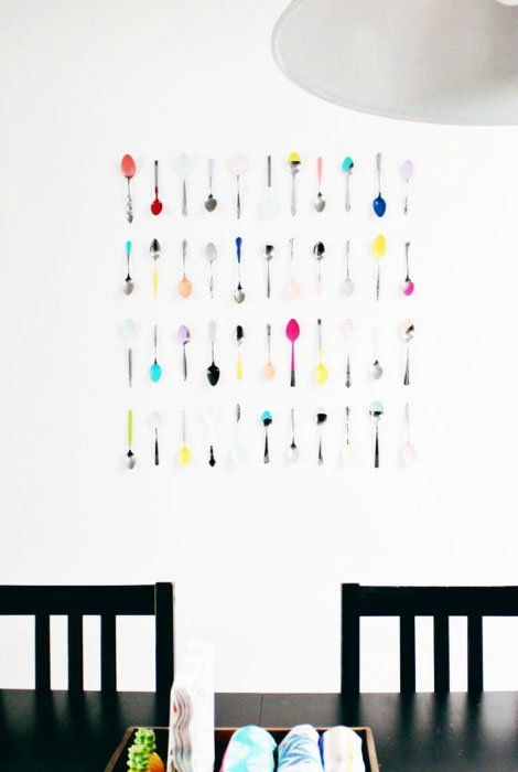 19 Spectacular Homemade Wall Decoration Ideas