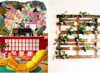 19 Spectacular Homemade Wall Decoration Ideas That Will Make Your Home Stylish And Attractive