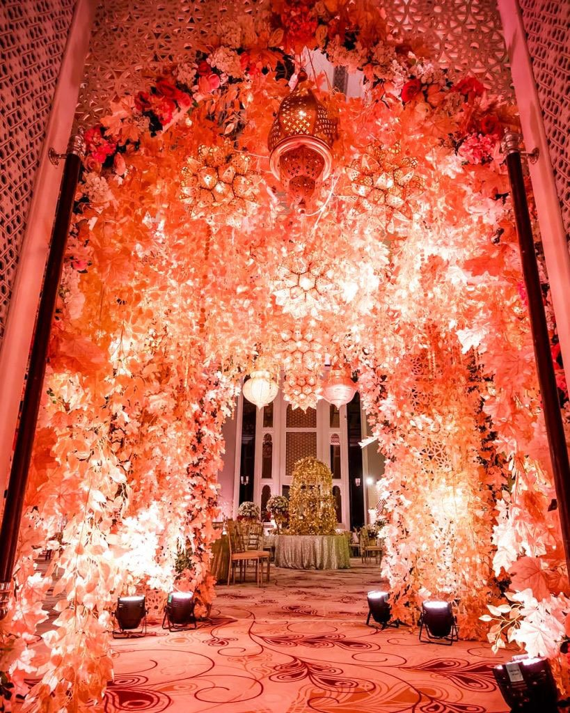 35 Best Wedding House Decoration Ideas- wedding home face