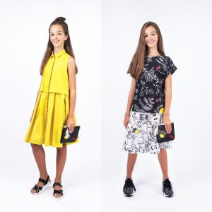 Fashion Trends In The Spring-summer Season For Teenage Girls