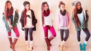Fashionable Outfits For Teenage Girls In The Spring-summer Season Of 2019 Directions, Stylish Styles