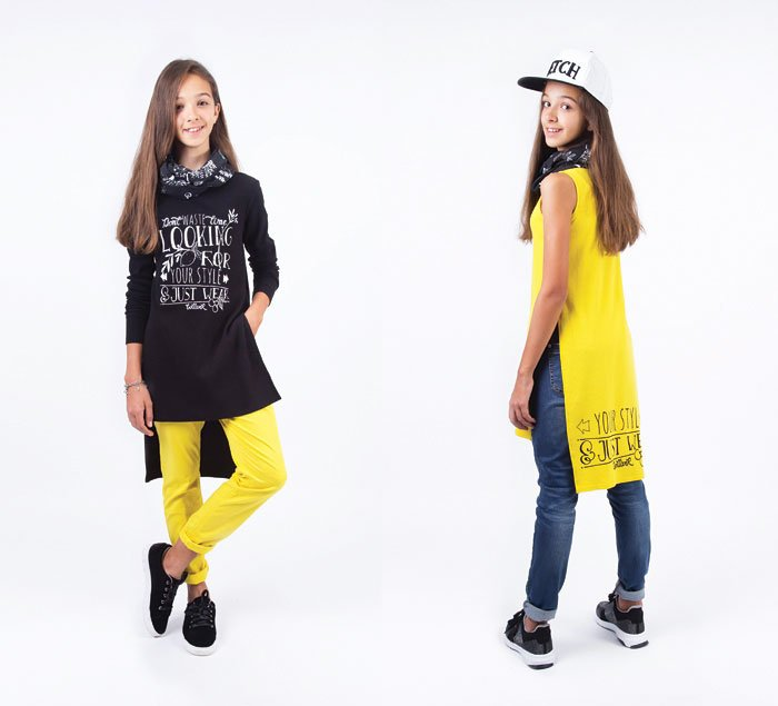Fashionable Outfits For Teenage Girls