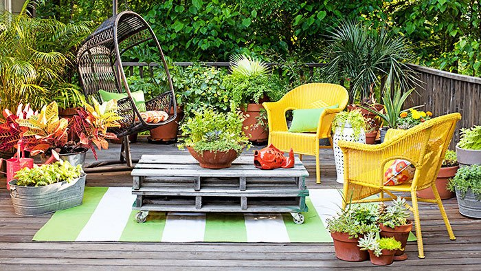 Garden Decoration Ideas Homemade