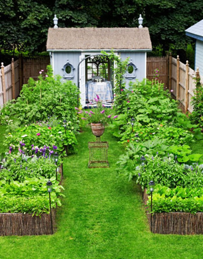 Garden Decoration Ideas Homemade - small house decorating ideas