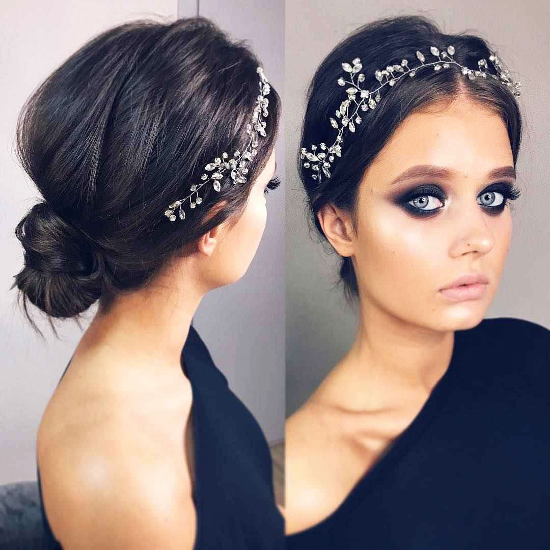 Hairstyles with black hair