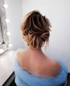 Hairstyles for prom-2019-2020 for short hair photo_13