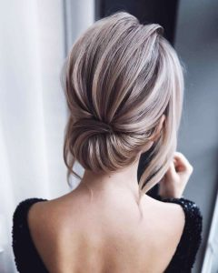 Hairstyles for prom-2019-2020 for short hair photo_17