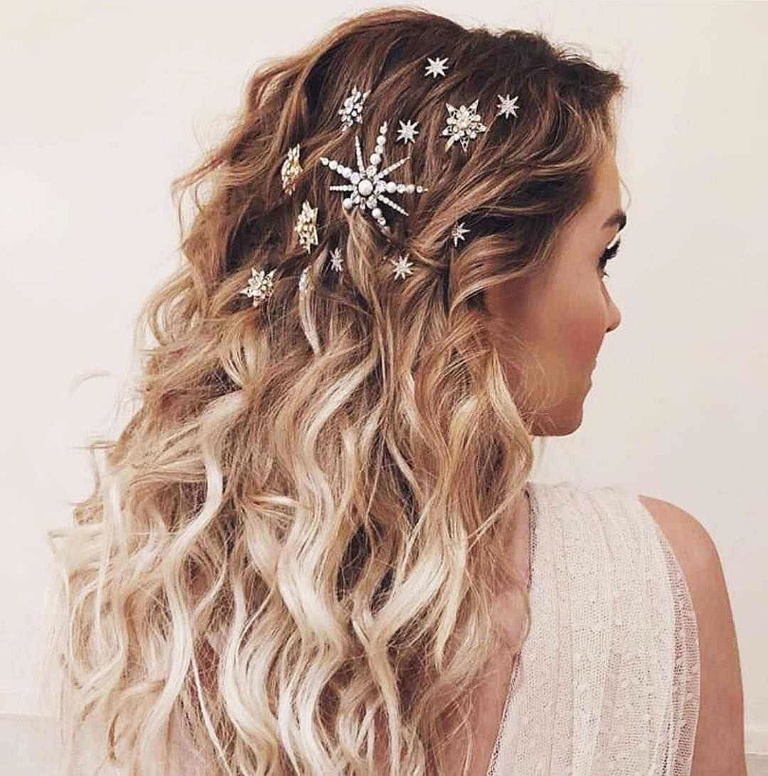 Hairstyles for prom for medium hair 2019-2020 photo 11
