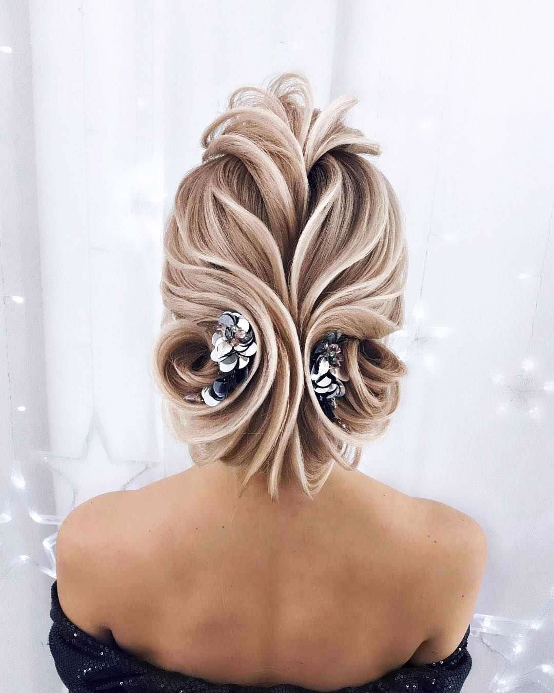 Hairstyles For Prom On Long Hair 2019-2020: Photo 1