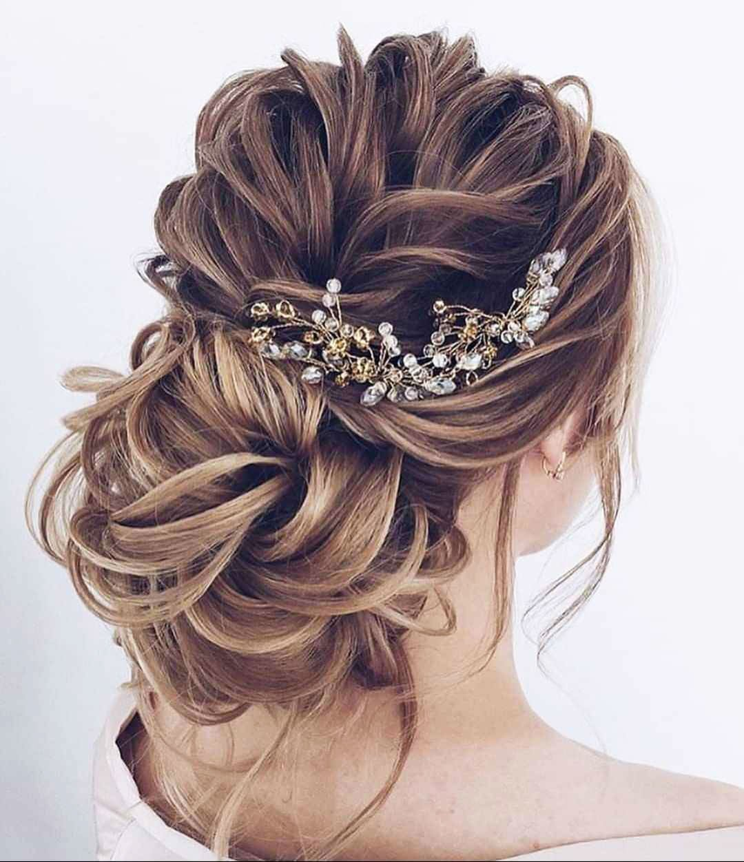 Hairstyles For Prom On Long Hair 2019-2020: Photo 2