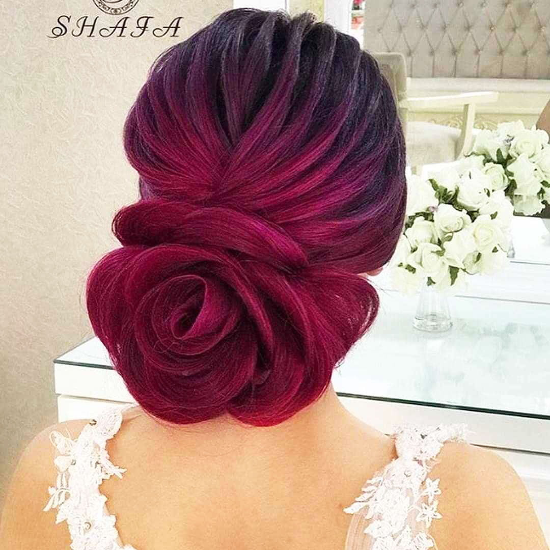 Hairstyles For Prom On Long Hair 2019-2020: Photo 3