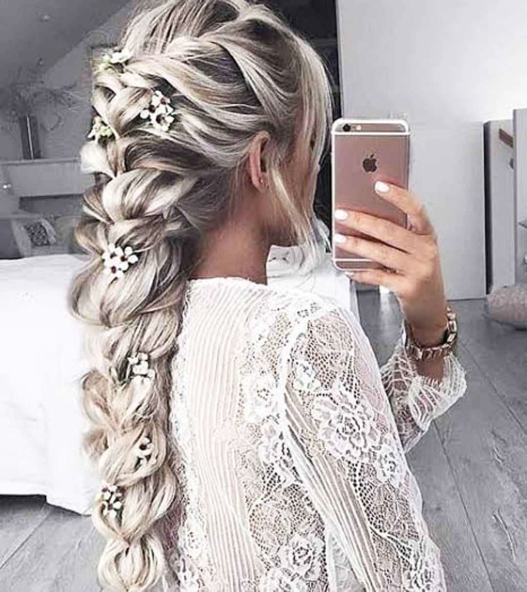 Hairstyles For Prom On Long Hair 2019-2020: Photo 5