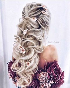 Hairstyles For Prom On Long Hair 2019-2020: Photo 6