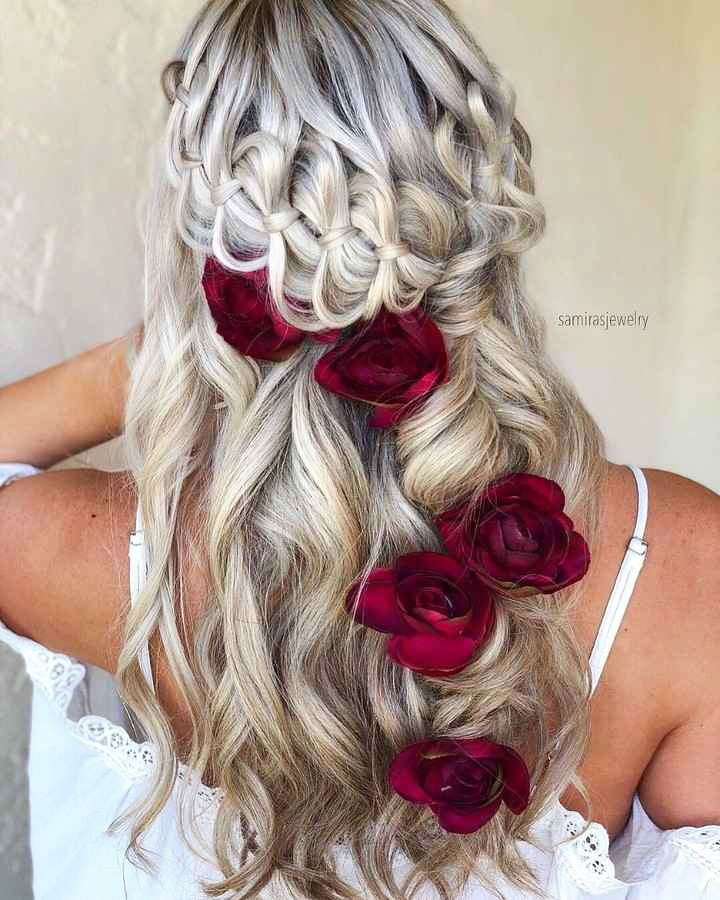Hairstyles For Prom On Long Hair 2019-2020: Photo 7