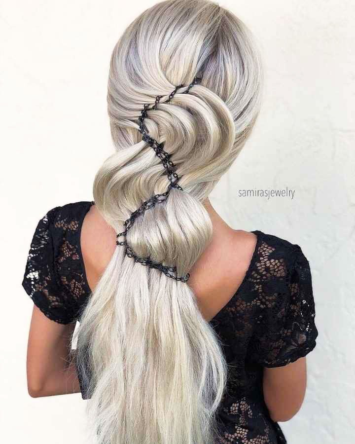 Hairstyles For Prom On Long Hair 2019-2020: Photo 8