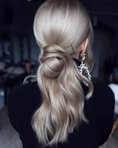 Hairstyles For Prom On Long Hair 2019-2020: Photo 9