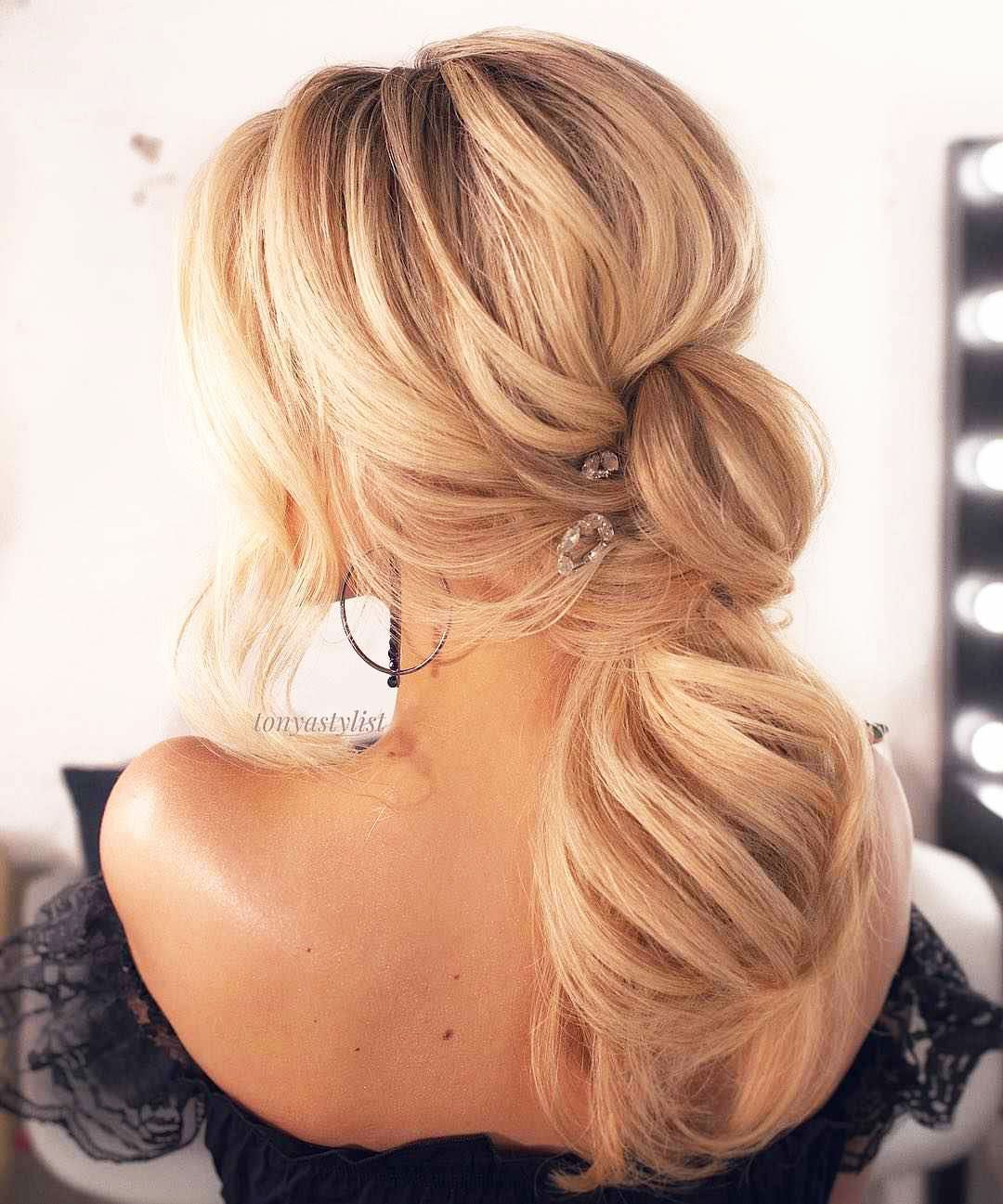 Hairstyles For Prom On Long Hair 2019-2020: Photo 10