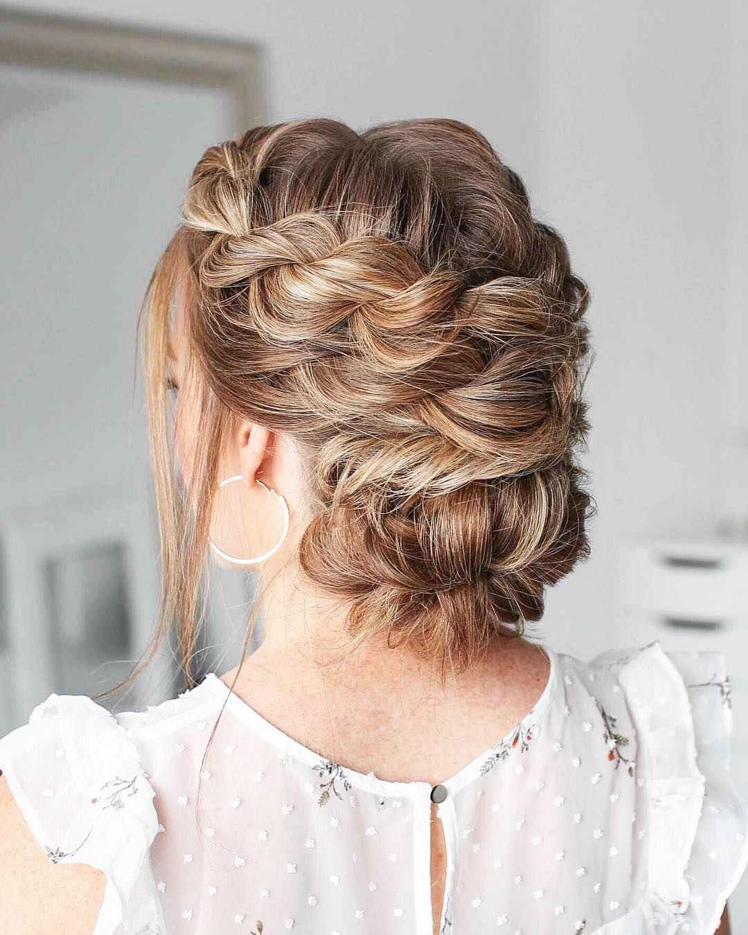 Hairstyles bun