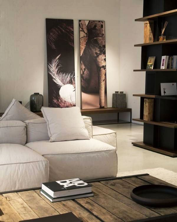 modern decorating ideas for home