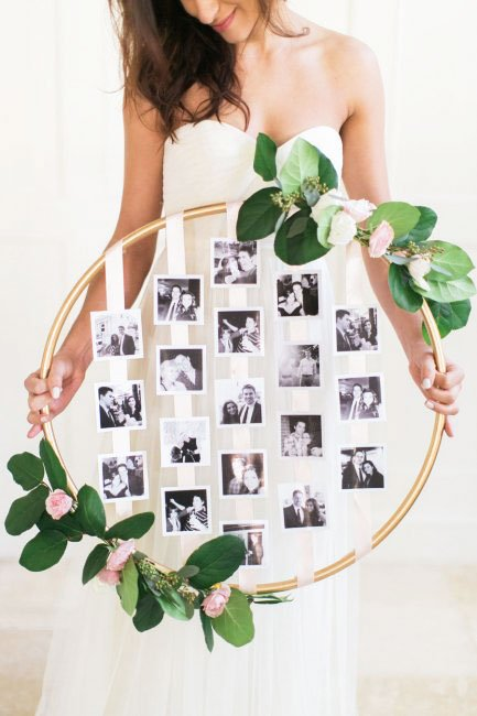 Photo -simple wedding decorations for house