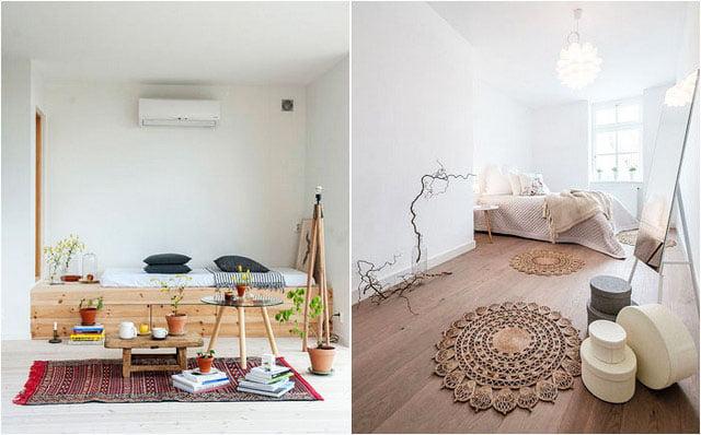 traditional scandinavian interior design