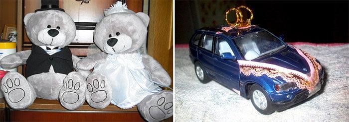 Stuffed Toys- Wedding House Decoration Ideas