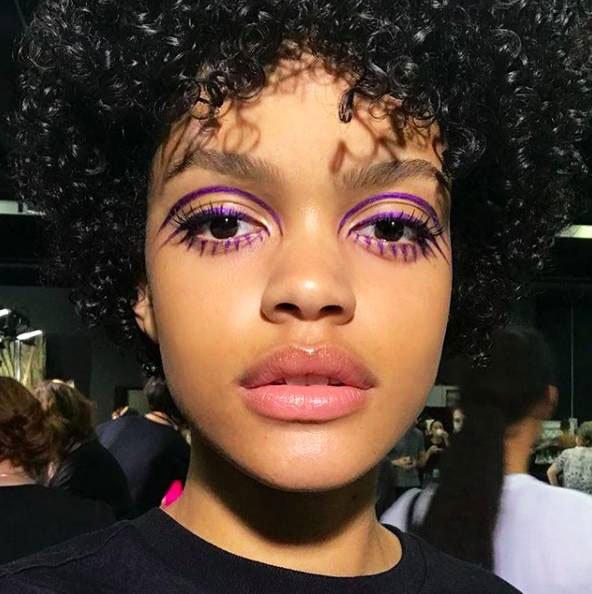Twiggy Eyelashes
