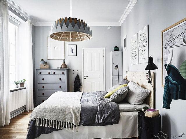 67 Best Scandinavian Style Bedroom Ideas 1