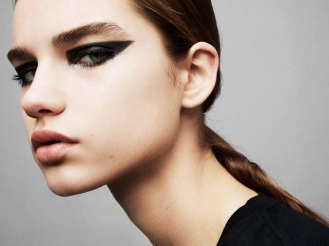 clear arrows for eyelids