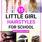 easy little girl hairstyles