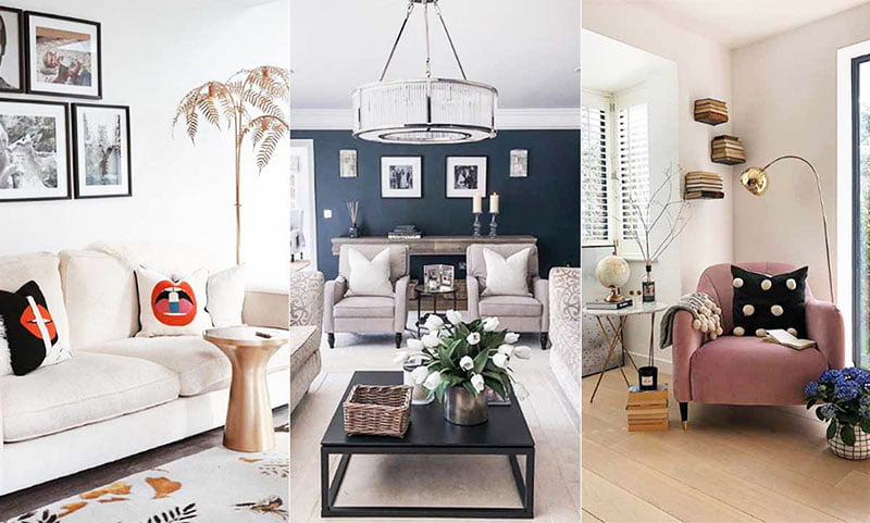 Home Interior Trends 2019 - Modern trends in the interior - small house decorating ideas