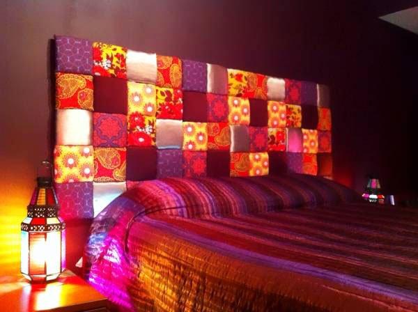 modern moroccan bedroom