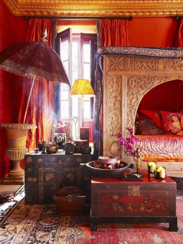 moroccan home decor ideas at home