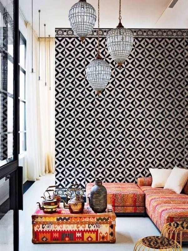 moroccan interior design history