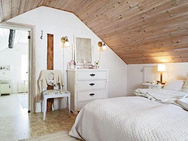 scandinavian style bedroom apartments for rent
