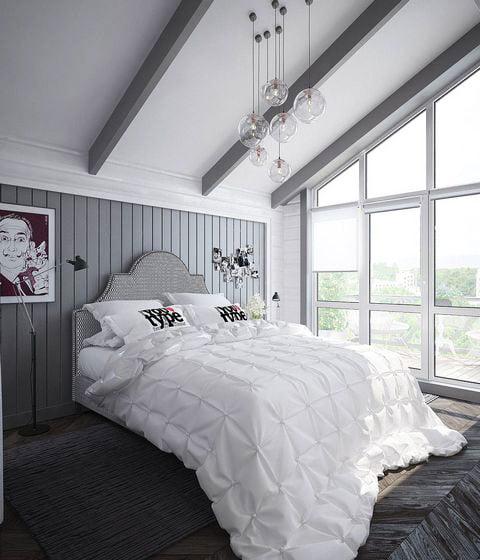 scandinavian style rooms