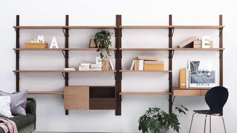 Shelves - Creating shelves with your own hands is not as difficult as it might seem at first glance