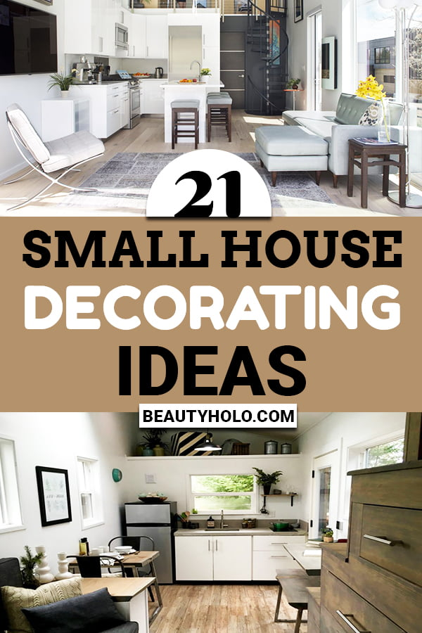 small house decorating ideas