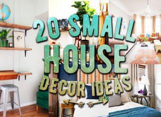 20 Amazing Small House Decorating Ideas To Inspire Experimentation
