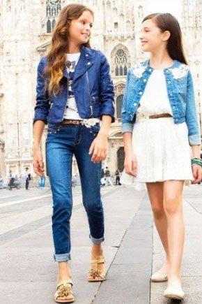 teenage girls fashion