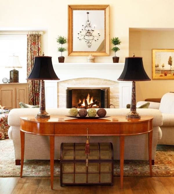 traditional decorating style