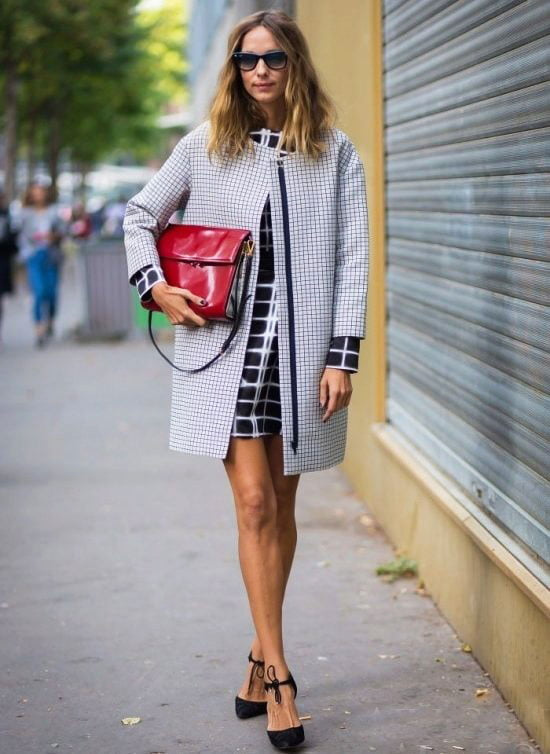 As mentioned above, the problem of a favorite - shift dress pattern
